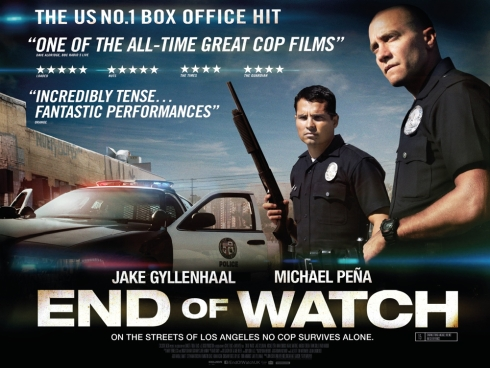 End-of-Watch-UK-Quad-Poster